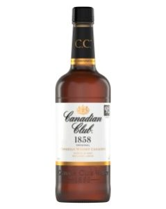 Canadian Club Whisky 750ml