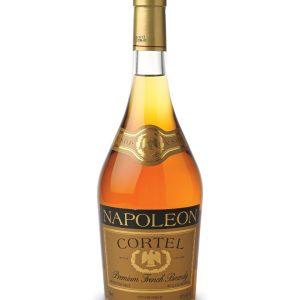 Cortel Napoleon VSOP Brandy 750ml
