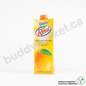 Dabur Real Alphonso Mango Juice 1l