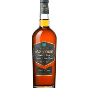 De Valcourt Napoleon Brandy VSOP 750ml