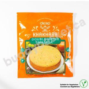 Deep Double Methi Khakhara 200g