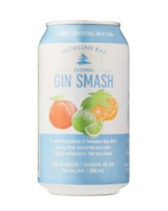 Georgian Bay Gin Smash 355ml