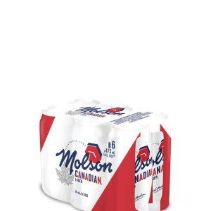 Molson Canadian 473ml