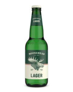 Moosehead Lager 341ml