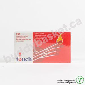 Touch Matches 250pcs