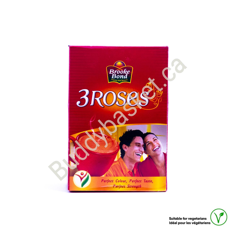 Brooke bond 3 Roses 250g