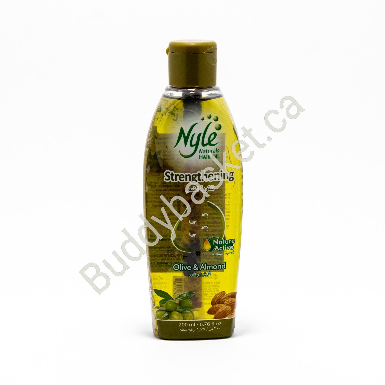 Nyle strengthening oil 200ml