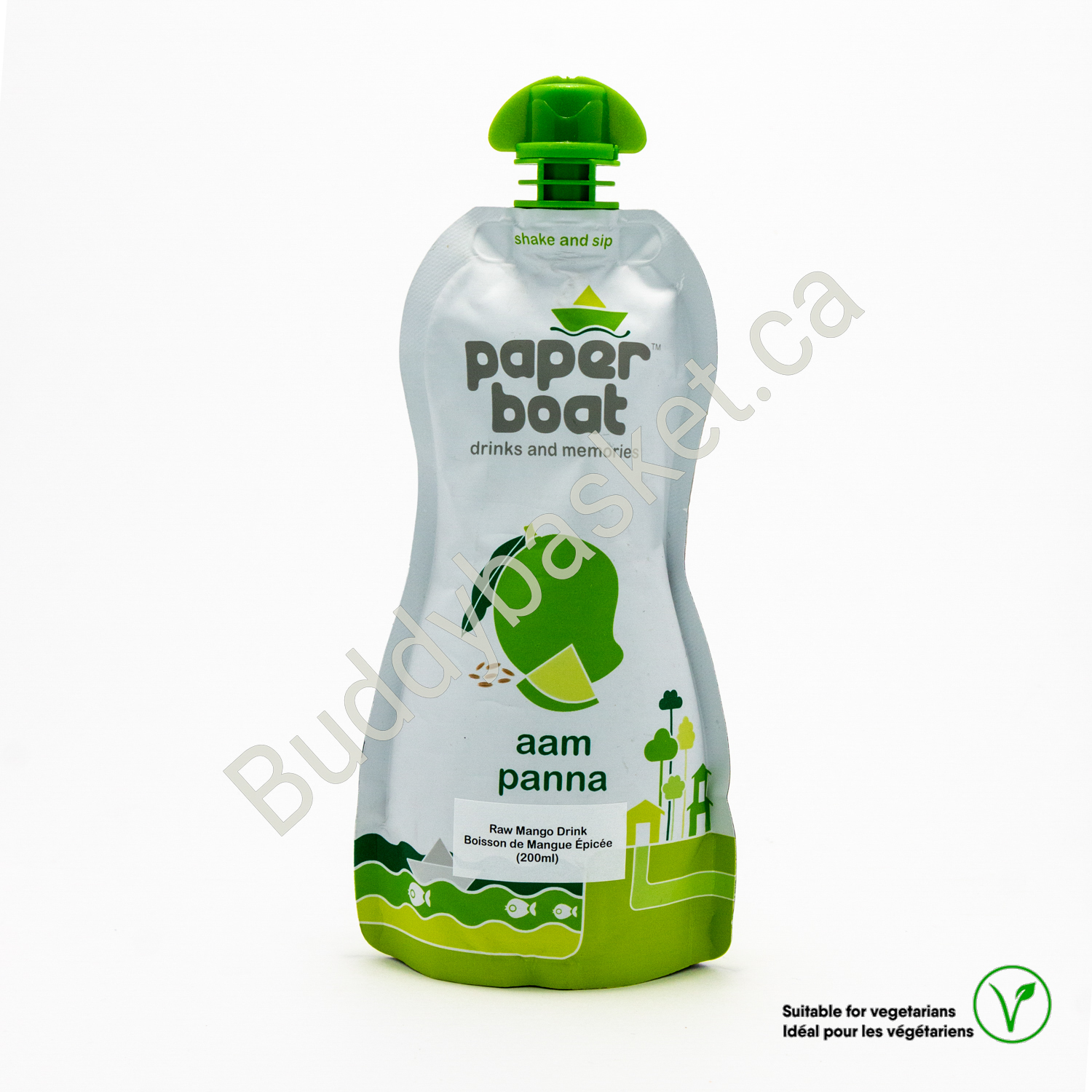 Paper boat aam panna 200ml