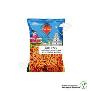 Daily Treat Garlic Sev 150g