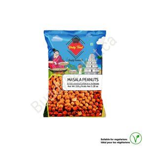 Daily Treat Masala Peanuts 250g